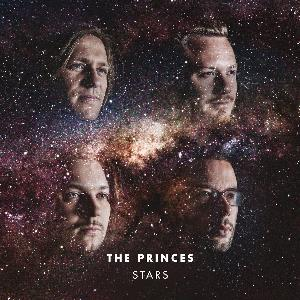 THE PRINCES - Stars CD album cover