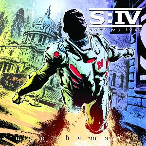 Section Iv - Superhuman CD (album) cover