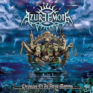 Azure Emote - Chronicles Of An Aging Mammal CD (album) cover