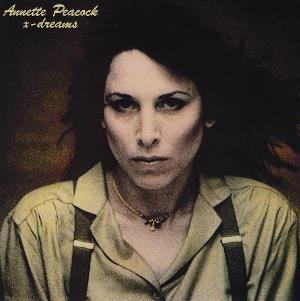 Annette Peacock - X-dreams CD (album) cover
