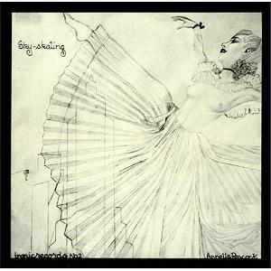 Annette Peacock - Sky-skating CD (album) cover