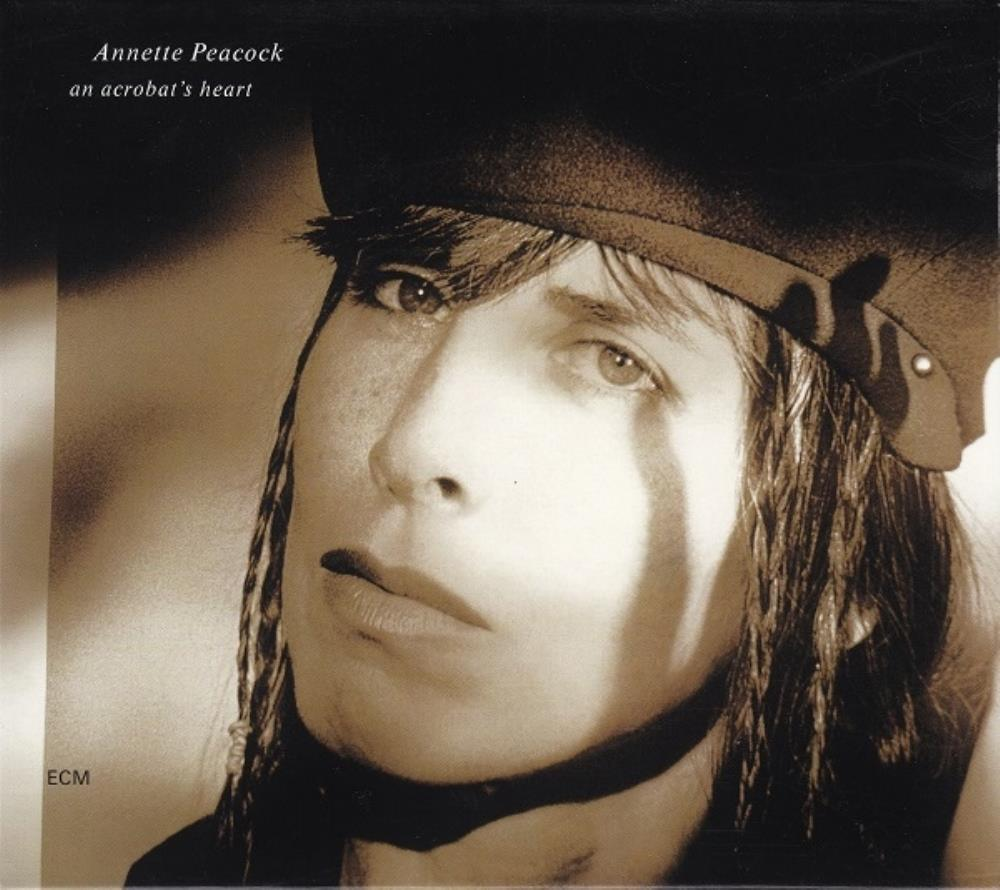 Annette Peacock - An Acrobat's Heart CD (album) cover