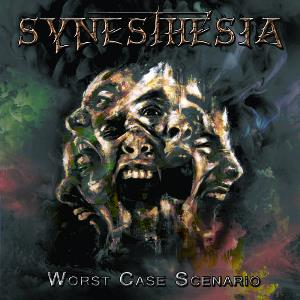 Synesthesia - Worst Case Scenario CD (album) cover