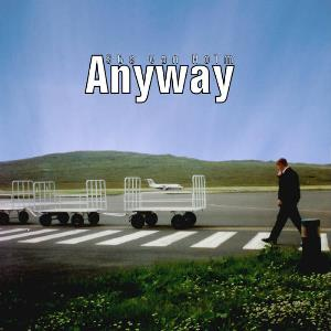 Ste Van Holm - Anyway CD (album) cover
