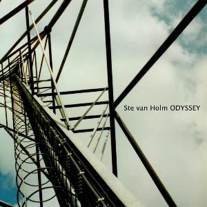 Ste Van Holm - Odyssey CD (album) cover