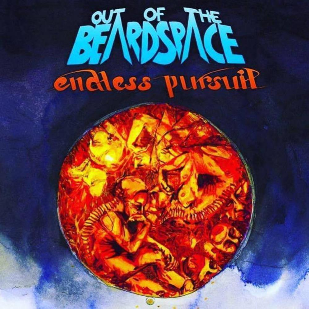 Out Of The Beardspace - Endless Pursuit CD (album) cover