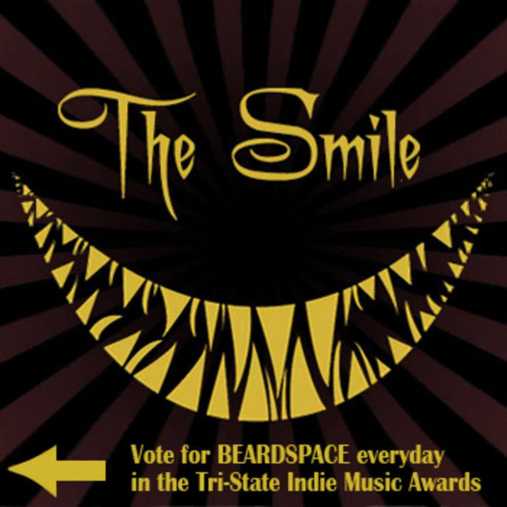 Out Of The Beardspace - The Smile CD (album) cover