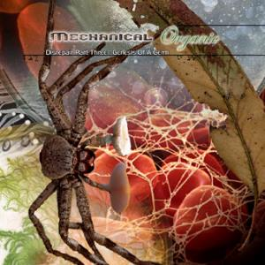Mechanical Organic - Genesis Of A Germ CD (album) cover