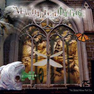 Mechanical Organic - This Global Hive Part One CD (album) cover