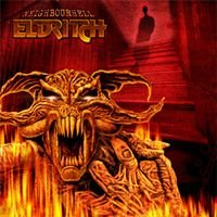 Eldritch - Neighbourhell CD (album) cover
