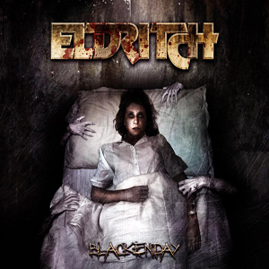 Eldritch - Blackenday CD (album) cover