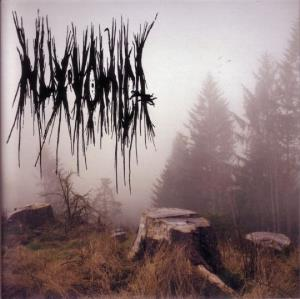 Nux Vomica - Embrace In Cycles CD (album) cover