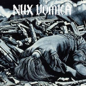 Nux Vomica - Nux Vomica CD (album) cover