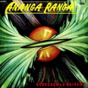 Ananga Ranga - Regresso ös Origens CD (album) cover