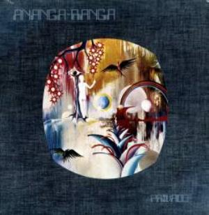 Ananga Ranga - Privado CD (album) cover
