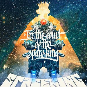 SPACEKING - In The Court Of The Spaceking CD album cover
