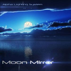 Alpha Lighting System - Moon Mirror CD (album) cover