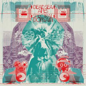 Dead Sea Apes - Spectral Domain CD (album) cover