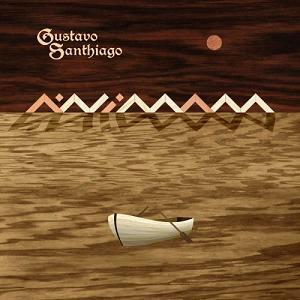 Gustavo Santhiago - Animam CD (album) cover