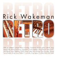 Rick Wakeman - Retro CD (album) cover
