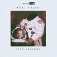 Rick Wakeman - Frost In Space CD (album) cover