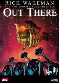 Rick Wakeman - Out There DVD (album) cover