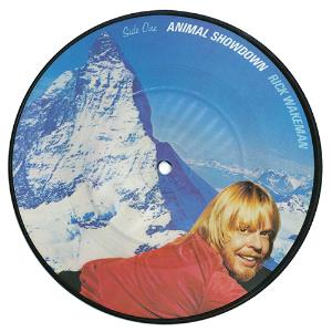 Rick Wakeman - Animal Showdown CD (album) cover