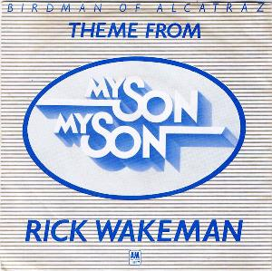 Rick Wakeman - Birdman Of Alcatraz CD (album) cover