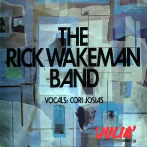 Rick Wakeman - Julia CD (album) cover