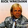 Rick Wakeman - Tribute CD (album) cover