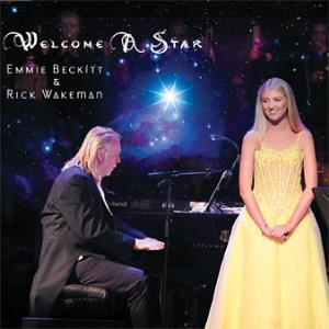 Rick Wakeman - Welcome A Star CD (album) cover