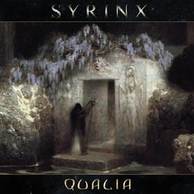 SYRINX - Qualia CD album cover