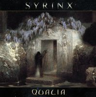Syrinx - Qualia CD (album) cover