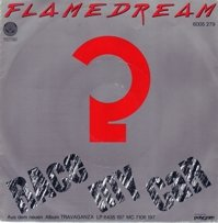 Flame Dream - Race My Car / Stay With Me CD (album) cover