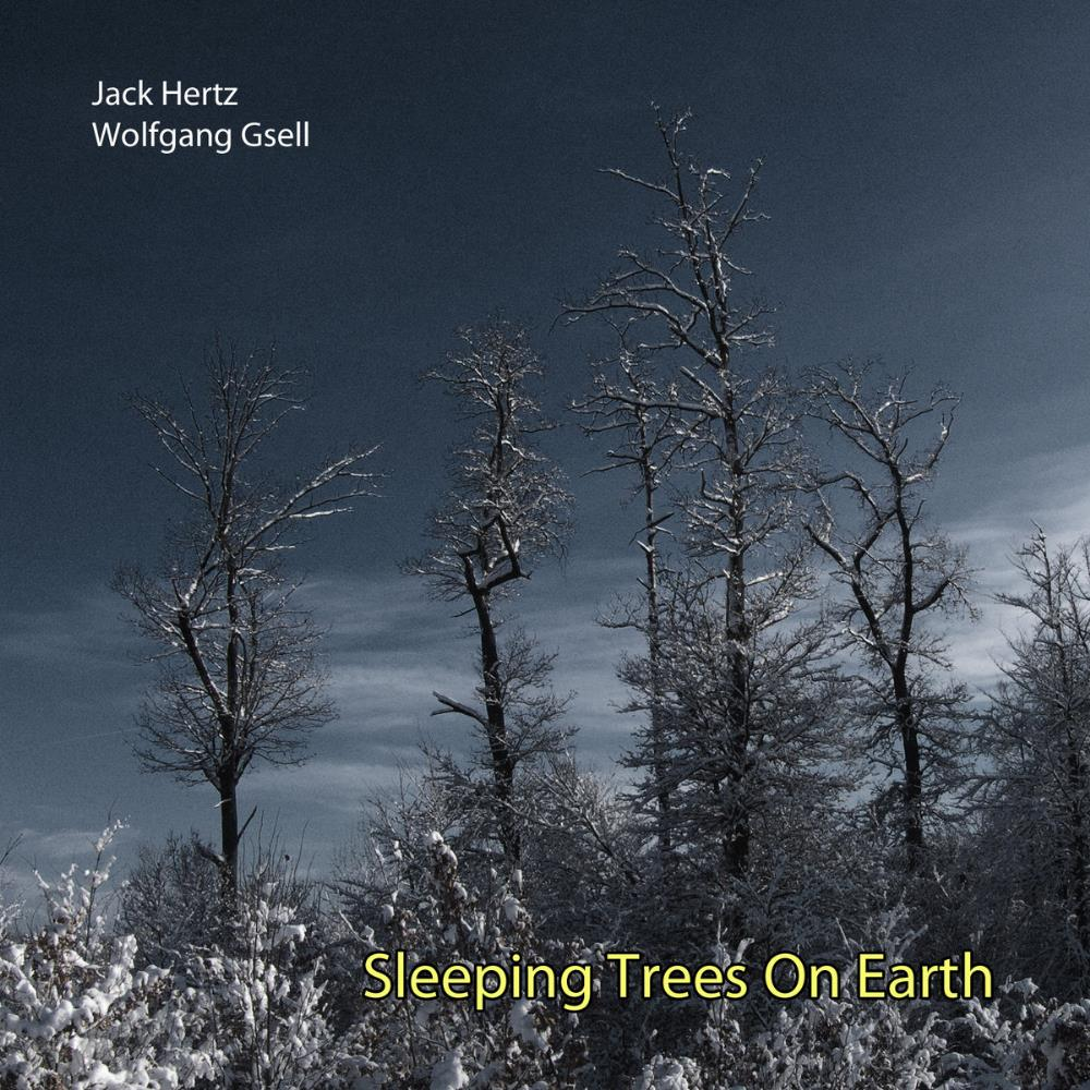 Jack Hertz - Sleeping Trees On Earth (jack Hertz & Wolfgang Gsell) CD (album) cover