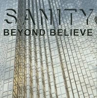 Sanity - Beyond Believe CD (album) cover