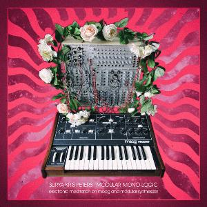 Surya Kris Peters - Modular Mono Logic CD (album) cover