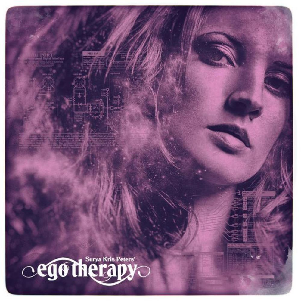 Surya Kris Peters - Ego Therapy CD (album) cover