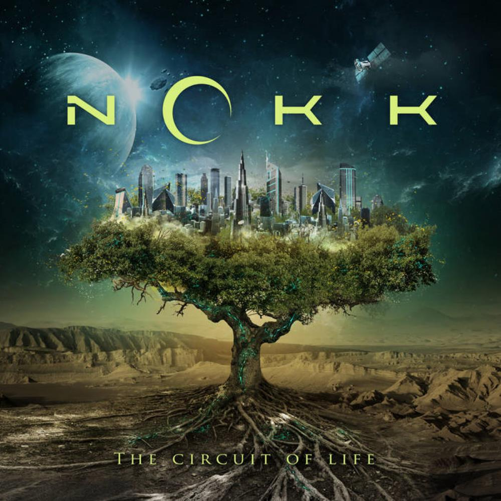 NOKK - The Circuit Of Life CD album cover