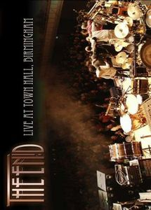 The Enid - Live At Town Hall, Birmingham DVD (album) cover