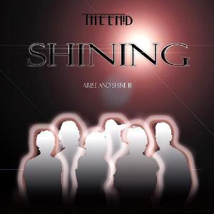 The Enid - Shining CD (album) cover