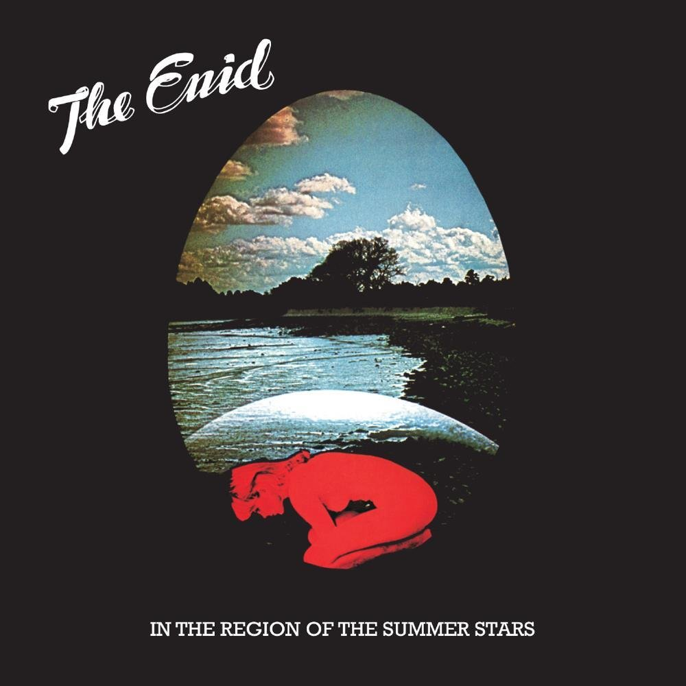 The Enid - In The Region Of The Summer Stars CD (album) cover