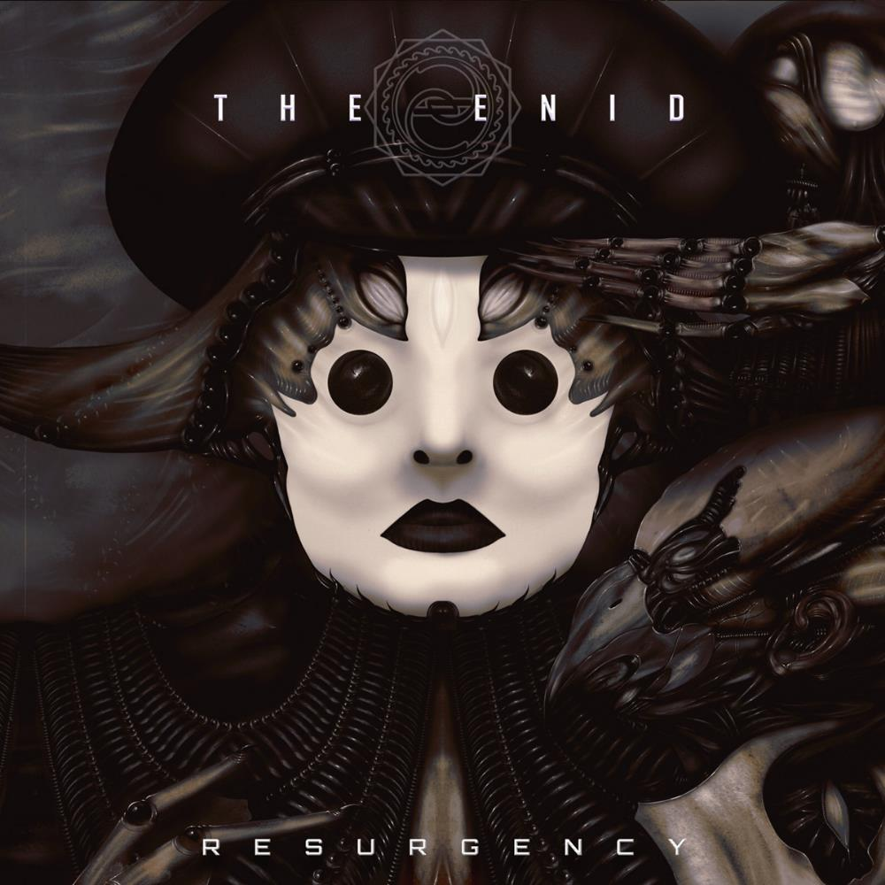 The Enid - Resurgency CD (album) cover