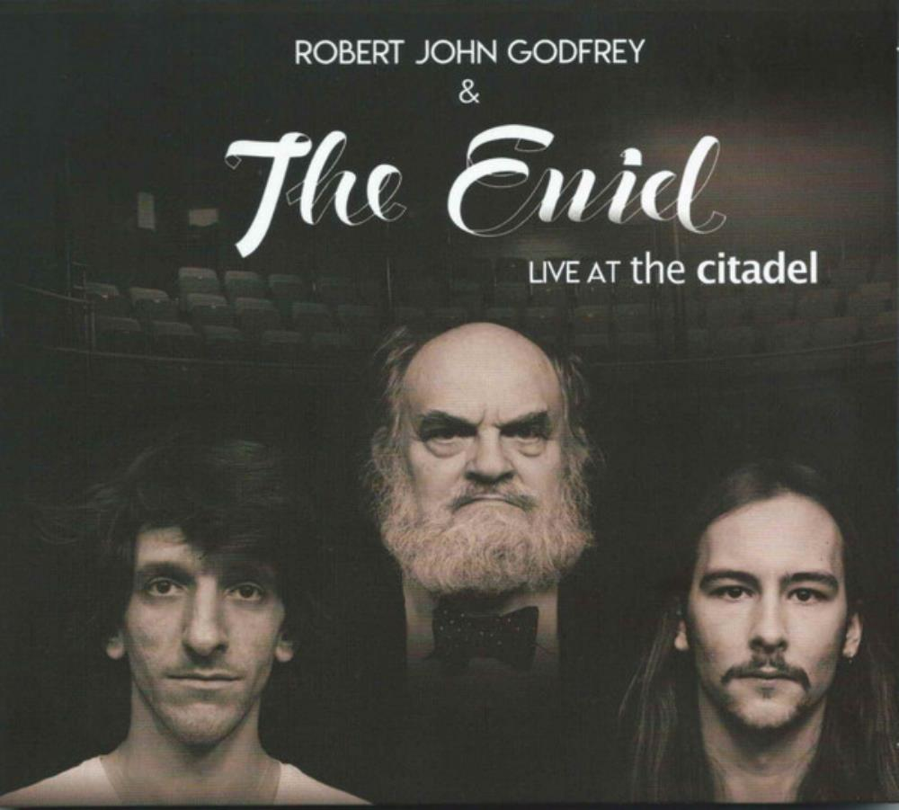 The Enid - Live At The Citadel (w/robert J. Godfrey) CD (album) cover
