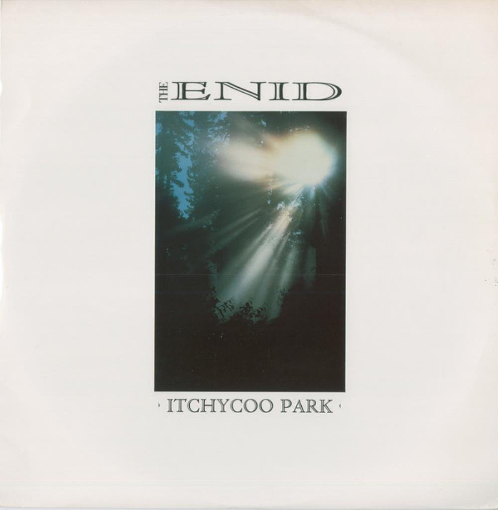 The Enid - Itchycoo Park CD (album) cover