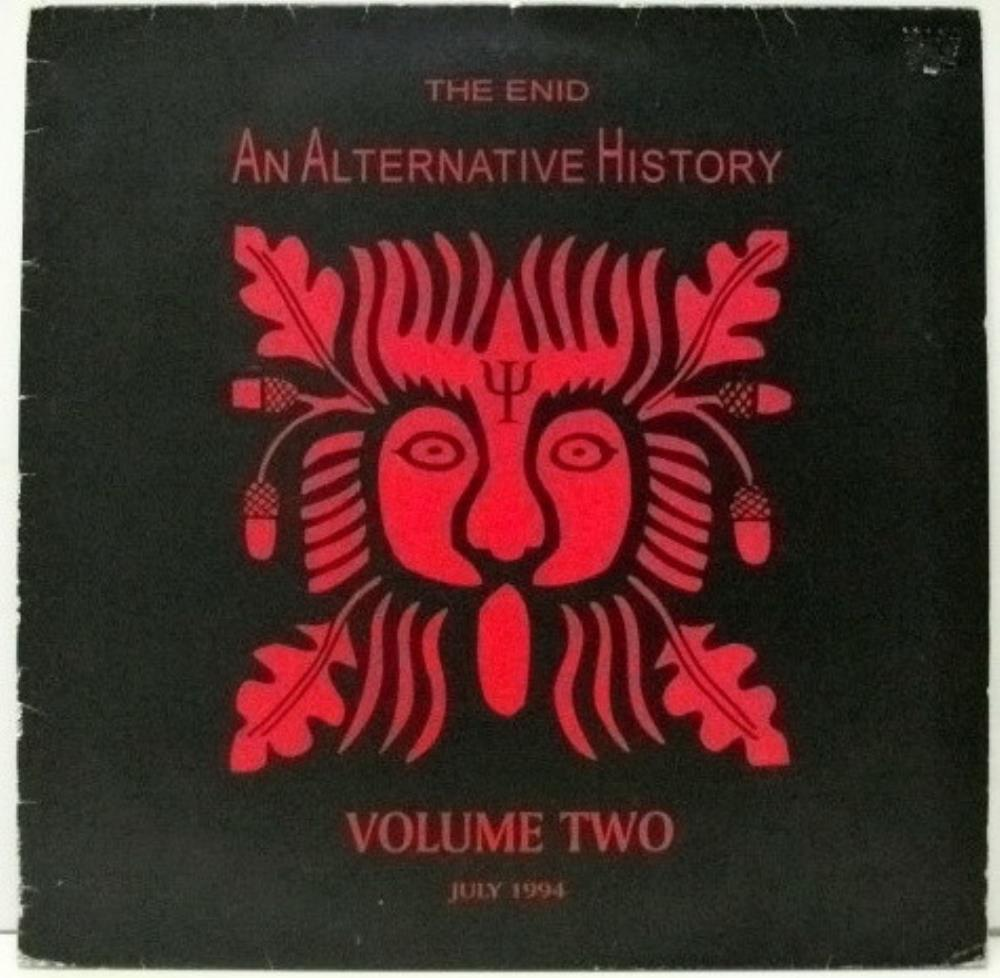 The Enid - An Alternative History Volume Two CD (album) cover