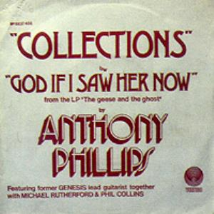 ANTHONY PHILLIPS - Collections CD album cover
