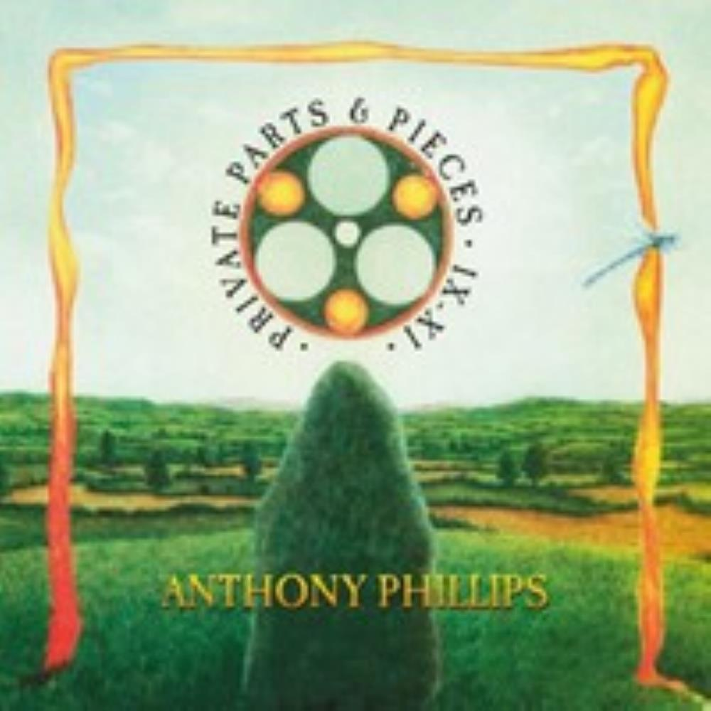 Anthony Phillips - Private Parts & Pieces Ix - Xi CD (album) cover