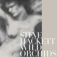 STEVE HACKETT - Wild Orchids CD album cover
