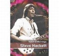 Steve Hackett - Spectral Mornings DVD (album) cover